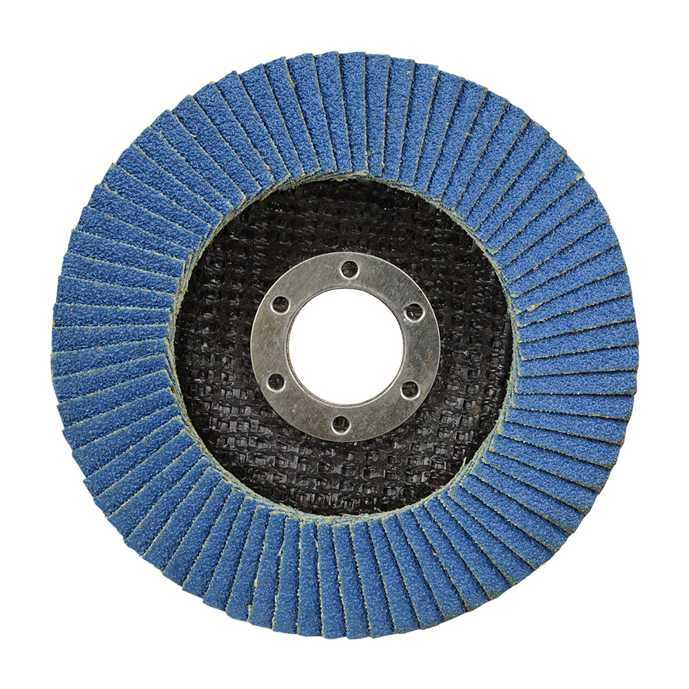 T27/T29 Fiberglass Cover 40# 60# 80# 120# Zirconia China Flap Disc Weld Polishing Stainless Steel Grinding Sanding Disc