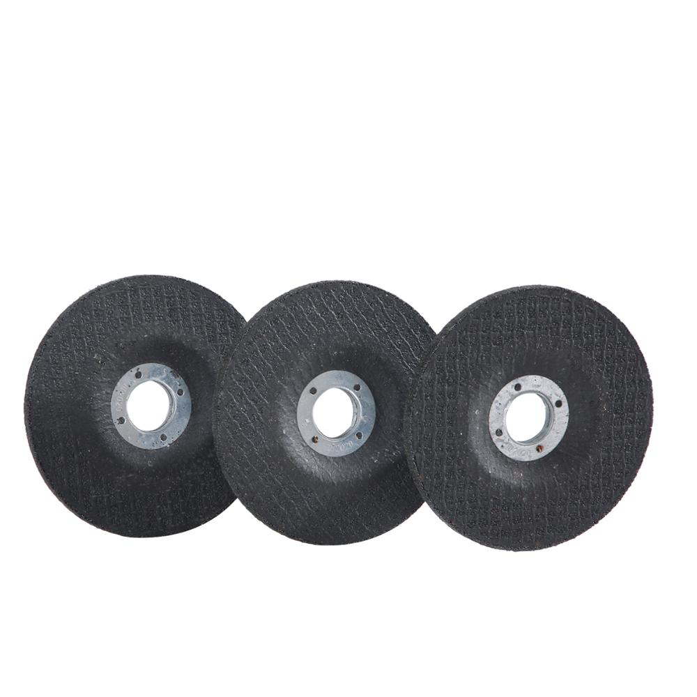 MPA Quality 4-1/2 Inch Metal Stainless Steel Grinding Wheel
